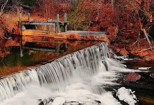 Chattahoochee River Helen Ga 002 by George Bostian