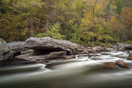 Chattooga River 19 by Derek Thornton
