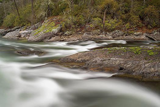 Chattooga River 23 by Derek Thornton