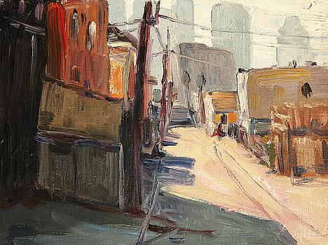 Chavez Alley by John Matthew