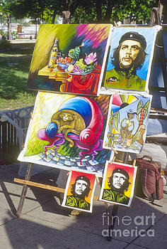 Bob Phillips - Che Guevara and other Artwork