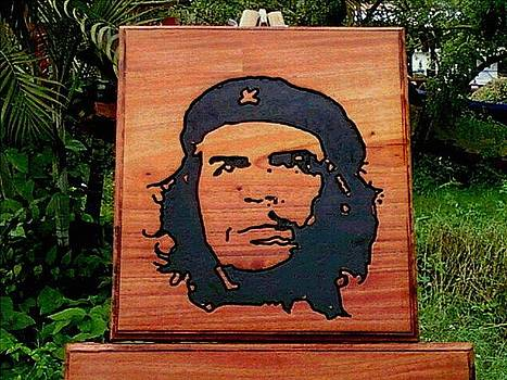 Che Guevara by Calixto Gonzalez