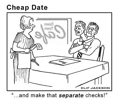 Cheap Date by Clif Jackson