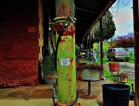 Cheap Gas by Helen Carson