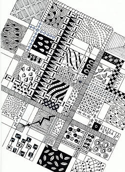 Bev Donohoe - Checkerboard