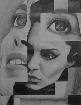 Checkered Beauty by Laura Kayon