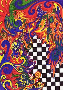 Mandy Shupp - Checkers