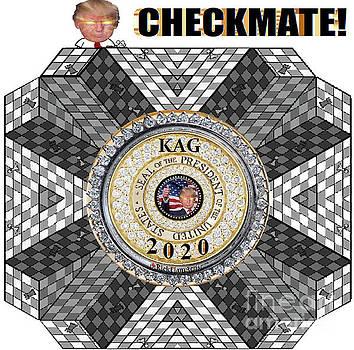 Checkmate Kag2020 by Rick Elam