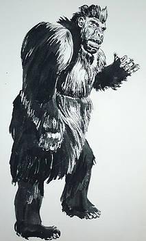 Bryan Bustard - Cheela Captive Wild Woman