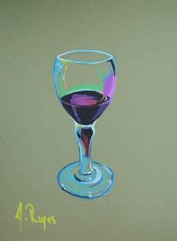 Cheers by Angel Reyes
