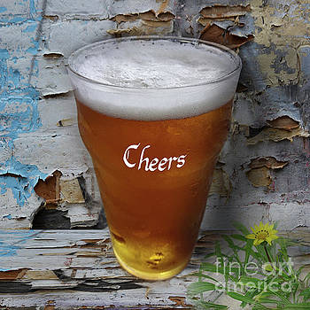 Cheers by Barbara Dudzinska