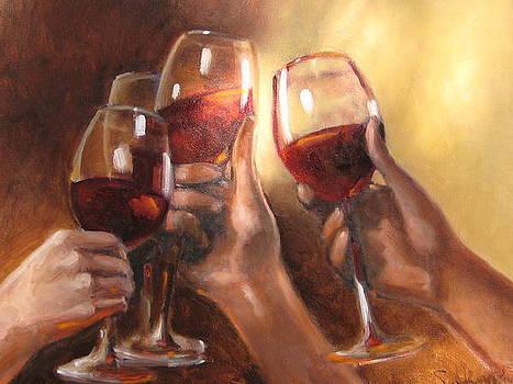 Cheers by Susan Jenkins