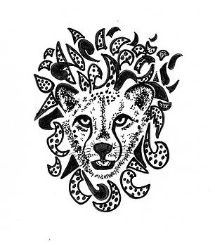 Cheetah by Al Pascucci