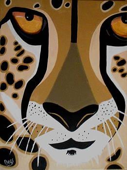 Cheetah by Chris Degenhardt