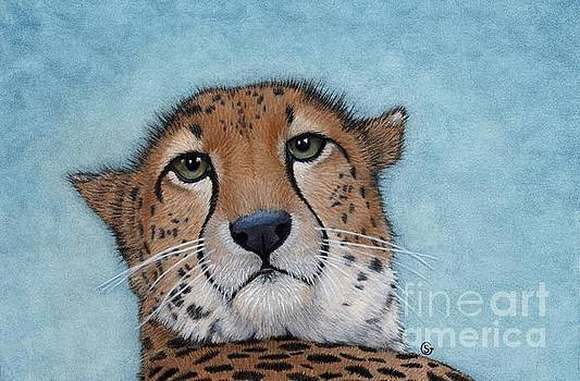 Cheetah - You Woke Me Up by Sherry Goeben