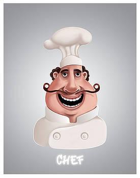 Chef by Aryan Khani