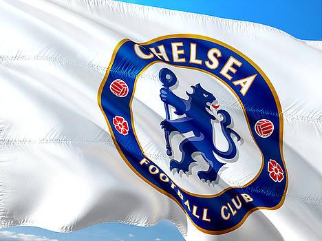 Valdecy RL - Chelsea Football Club Flag