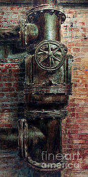 Chelsea Market Water Valve by Joey Agbayani