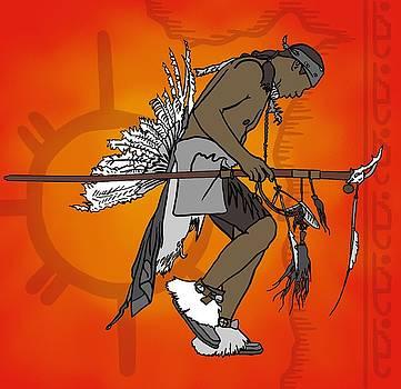 Cherokee 1 by M Blaze Wolenski