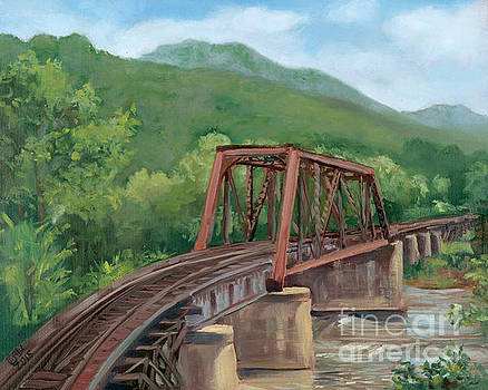 Cherokee Tressel  by Edward Williams