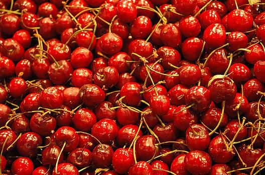 Cherries by Al Junco