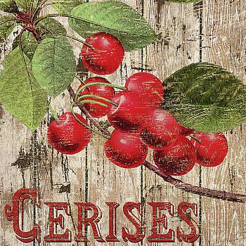 Cherries-Cerises by Marilu Windvand