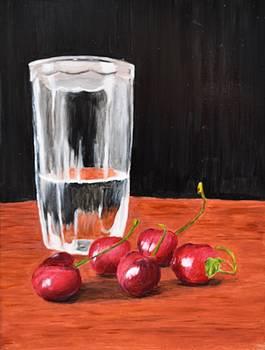 Cherries by Emily Warren