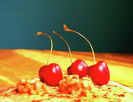 Cherries by Farah Faizal
