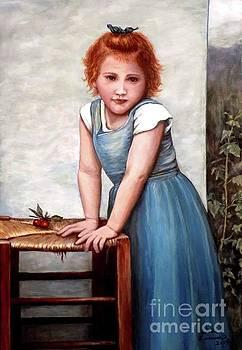 Cherries by Judy Kirouac