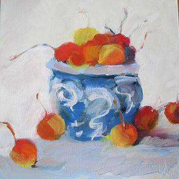 Cherries  by Lauren Acton