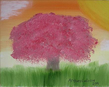 Artists With Autism Inc - Cherry Blossom