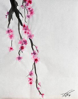 Cherry Blossom 1 by Dean Italiano