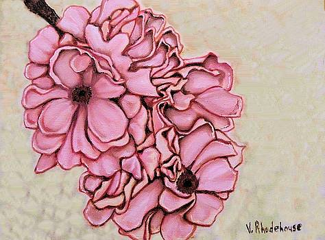 Cherry Blossom Branch by Victoria Rhodehouse