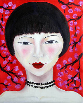 Cherry Blossom by Jenni Walford