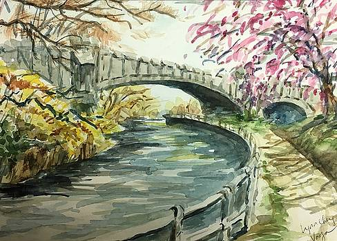 Cherry Blossom by Lynn Cheng-Varga
