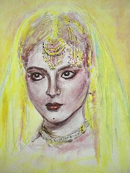 Usha Shantharam - Cherry lips