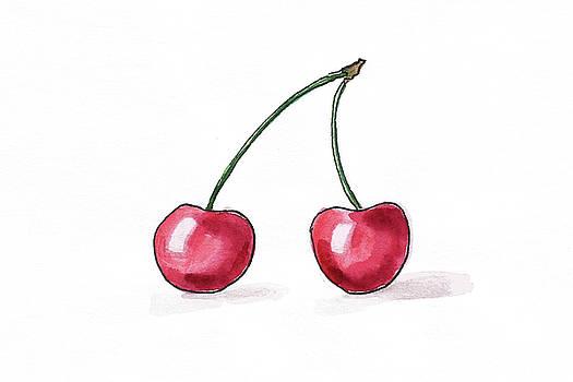 Cherry by Masha Batkova