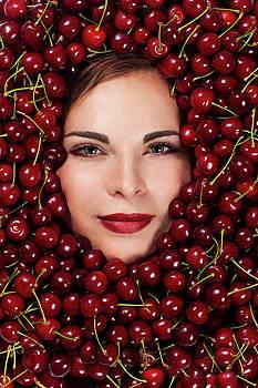 Cherry mood by Iuliia Malivanchuk