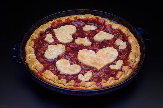 Warren Sarle - Cherry Pie with Hearts