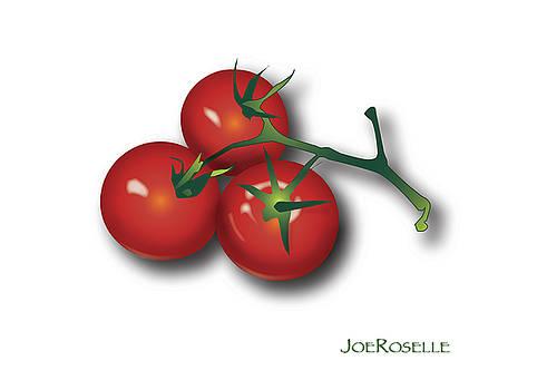 Cherry Tomatoes by Joe Roselle