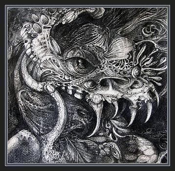 Cherubim Of Beasties by Otto Rapp