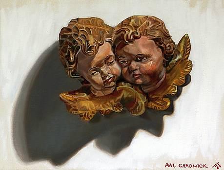 Cherubs by Phil Chadwick