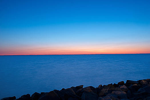 Dana Sohr - Chesapeake from Tilghmann Island
