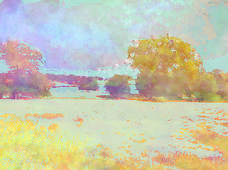 Cheshire England Impressionism by Suzanne Powers