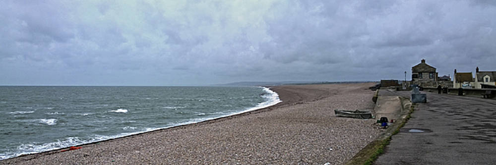 Chesil Beach November 2013 by Anne Kotan