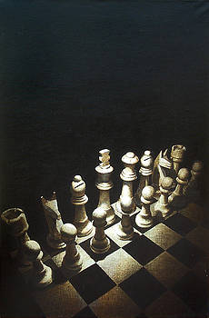 Chess 2 by Josep Roig
