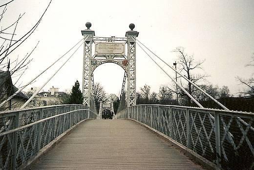 Chester Bridge England by Darryl Redfern