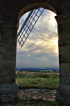 Chesterton Windmill by Jeremy Hayden
