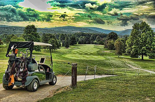 Chestnut Ridge Golf Resort - 1 by Norma Rowley