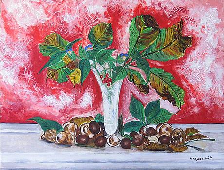 Chestnuts  by Vladimir Kezerashvili